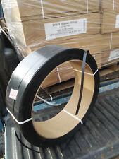 "Polypropylene Strapping 1/2"" x .014 x230# x 9000'"