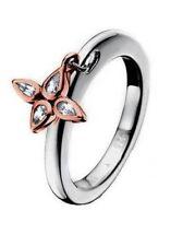 JOOP! Schmuck Damen-Ring Flora rotgold Zirkonia JJ0835 RG Beisteckring Größe 53
