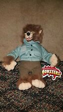 """New, with Tag, CVS Exclusive 9"""" Universal Studios Monsters The Wolf Man Plush"""
