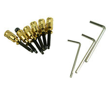 HOLLOW POINT® INTONATION SYSTEM Gold fits Floyd Rose & Ibanez edge FRHPGP