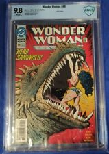 Wonder Woman Issue# 80 CBCS 9.8 wp 1993 Death of Mayfly. Not cgc