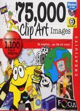75,000 Clip Art Images.