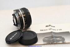 Nikon Nikkor 50mm F1.8 AI s Prime Standard Lens GREAT CONDITION AI-s AIS