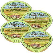 (23,98€/kg) VeggyVital MixBox vegan Brotaufstrich 20x25g vegetarisch albfood