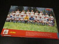 031018 1.FC Köln Kicker Mannschaftsbild 88 - 89 ( Poster) Größe A4