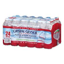 Crystal Geyser Alpine Spring Water 16.9 Oz Bottle 24 Bottles -  14000502
