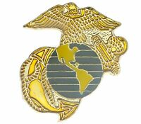 US Marine Corps Globe & Anchor Symbol Hat or Lapel Pin AK668D120