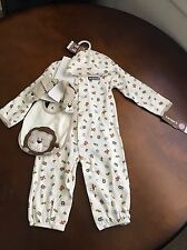 NWTS Baby Boys 9m Carter's Layette 4 Piece Set Cute