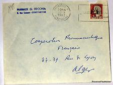 SOBRE ARGELIA RAZÓN EA 1962 CONSTANTINA RP EA92