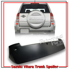 OE Type Rear Roof Spoiler Unpainted For Suzuki Grand Vitara 3rd SUV 2014