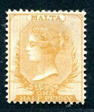 MALTA 1863 2BZ ungebraucht 600€(S1699