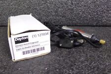 DAYTON Electric Engraver, 3600 to 7200 SPM, 12T034 (M)