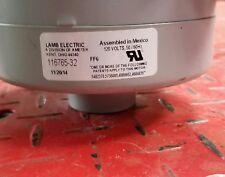 Ametek/Lamb 116765-32  Vacuum & Central Motor, NEW 110 volt 3 stage ALL METAL