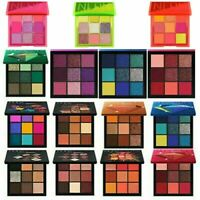 Amazing Huda Beauty Make Up Eyeshadow Palette Precious Stones Colection Gift Set