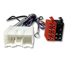 ISO Radioadapter MITSUBISHI Pajero Space Star Runner Autoradio Adapterkabel
