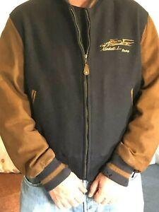 Mario Andretti Classic Large Jacket