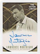 2003 The Outer Limits Premiere Autographs #A6 Lawrence Montaigne