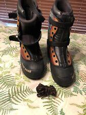 K9 SLEDDOGS SLED DOGS size 9 snowskates snow skates boots ski NO BOARD