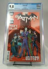 Batman 89 CGC 9.8 Daniel TRADE Cover 1st Cameo of Punchline SECOND PRINT