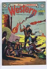 All American Western #109 Simcoe Pub. 1949 Canadian Edition