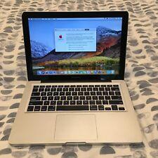Apple MacBook Pro A1278 13-inch MD102LL/A (mid-2012) 2.9GHz i7 16GB 525GB SSD
