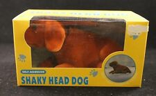 Golden Brown Shaky Head Dog - Bobble Head Toy - In Original Box