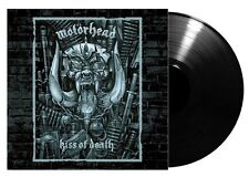 MOTORHEAD - KISS OF DEATH - LP VINYL NEW SEALED 2006