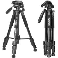 Zomei Pro Aluminium Travel Tripod Pan Head for Canon Nikon DSLR Camera Video