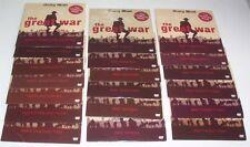The Great War - DVD Collection BBC - Daily Mail 19 DVD  - 18 Stunden Spielzeit