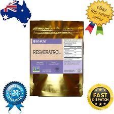 MRM, Resveratrol, 60 Vegan Capsules, Trans-Resveratrol 100mg (foil ziplock bag)