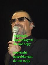 8x6 Photo 21 George Michael Royal Albert Hall Symphonica Concert Photo Oct 2011