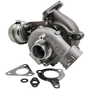 Turbo Charger for Vw Volksvagen Passat 1.9TDI 1.9L 130HP 96KW AWX AFV engine