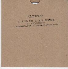 (EM65) Olympian, Kill The Lights Suzanne - DJ CD
