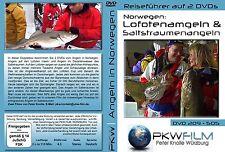 Norwegen: Lofoten angeln DVD & Saltstraumen angeln, wo es noch genug Fische gibt