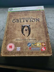Elder Scrolls Oblivion Collectors Edition Xbox 360