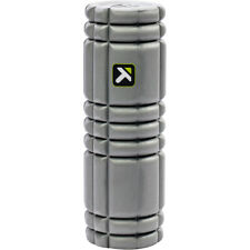 """Trigger Point rendimiento 12"""" Solid Core Foam Roller-Gris"""