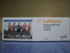 Herpa Wings 1:200 Airbus A 340-600 Lufthansa FC Bayern Tour 2017 558846