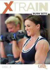 Weights Strength Training Exercise DVD - CATHE FRIEDRICH Xtrain Burn Sets