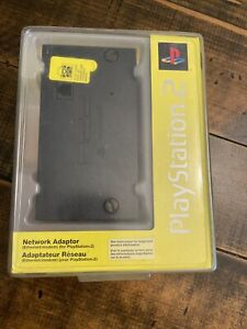 OFFICIAL OEM SONY PLAYSTATION 2 PS2 NETWORK ADAPTER  BRAND NEW SEALED