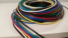 16 GAUGE WIRE 7 COLORS 25 FT EA PRIMARY AWG STRANDED COPPER POWER MTW VW-1