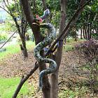 Fake Snake Safari Garden Prop Joke Prank Halloween Gift Very Real Rubber Toy
