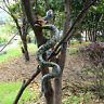 Fake Snake Safari Garden Prop Joke Prank Halloween Gift Very Real Rubber Toy