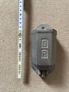 Deutsche Reichsbahn Aschenbecher, Sehr seltene Form