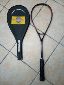 Unsquashable squash racket