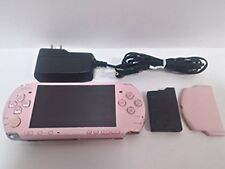 PSP Playstation PortableBlossom Pink PSP-3000 ZP Sony game Free Shipping
