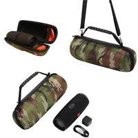 Hard Travel Shoulder Bag Storage Case Cover For JBL Charge4 Bluetooth Speaker PR