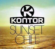 Kontor Sunset Chill 2011    3CDs Hot Chip Paul Kalkbrenner