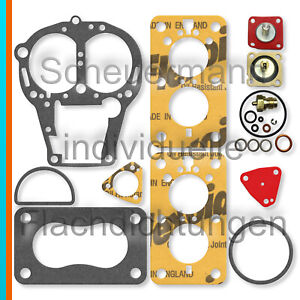 Repair Gasket Set Solex/Pierburg 32 Didta BMW E12 518, E21 316,318, 320