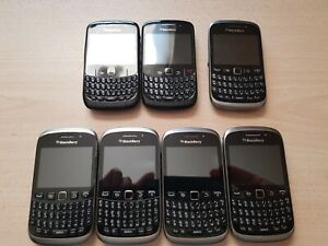 Blackberry Curve 9320 8520 Smartphone Joblot Job Lot x7 Vodafone