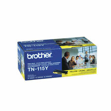 GENUINE Brother TN-115Y High-Yield Yellow Toner Cartridge NEW *FAST SHIP*